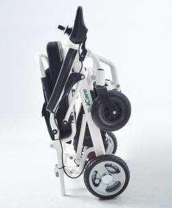 Compact Powerchair Folded