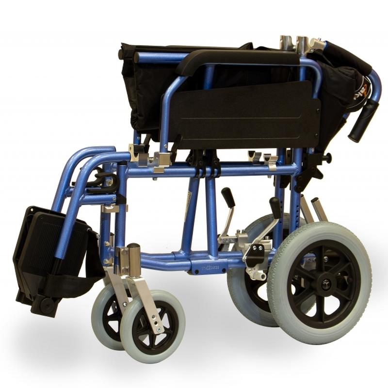 adult-transit-wheelchair-small-size-folded