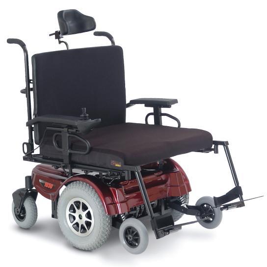 Cobi XXL Rehab Powerchair