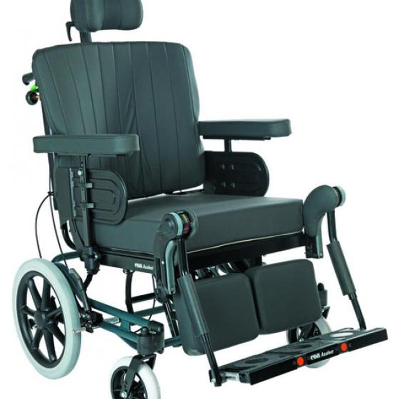 Invacare Azalea Max Bariatric Manual Wheelchair