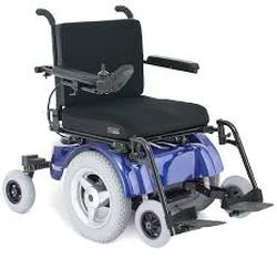 Bariatric Powerchair